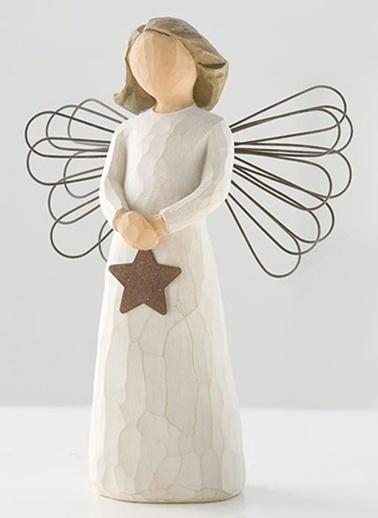 Angel of Light (Işık Meleği)-Willow Tree